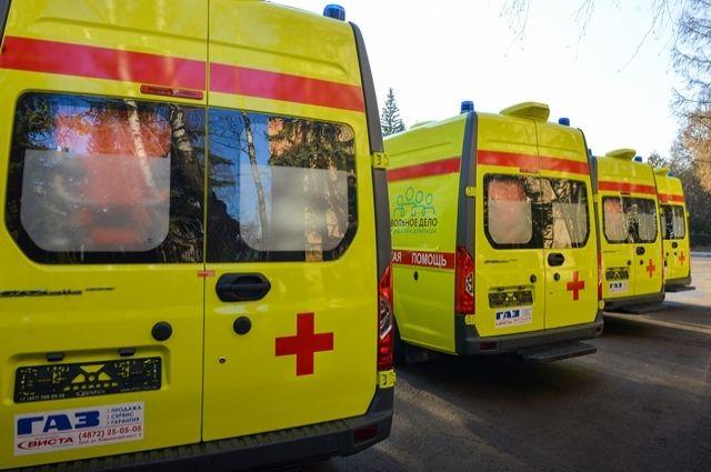 В Удмуртии два рабочих госпитализированы со стройки после обрушения крыши