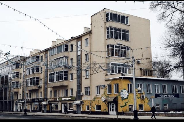 Проект реконструкции «Дома-коммуны» будут разрабатывать в Башкирии