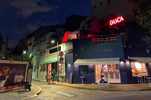 На прогулку по Буэнос-Айресу иностранцам лучше выходить с запиской