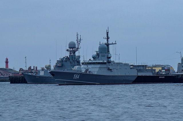 Малый ракетный корабль «Одинцово» проходит заводские ходовые испытания