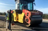 В Салехарде началась подготовка к дорожному ремонту