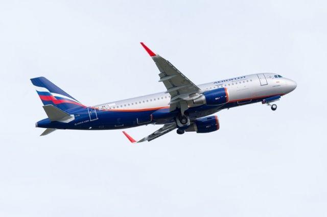 Это третий самолет авиакомпании, который носит имя известных красноярцев.