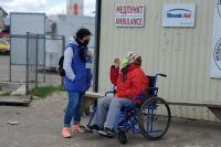КПВВ на карантине: пенсионерка уехала лечиться в Луганск и застряла в «ЛНР»