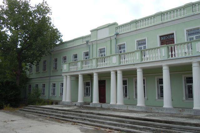 Болград, городская ратуша.