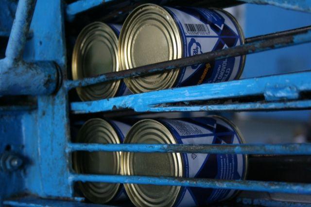 Молочная продукция, произведённая на территории Красноярского края поступает в оптовые и розничные магазины и других регионов страны.