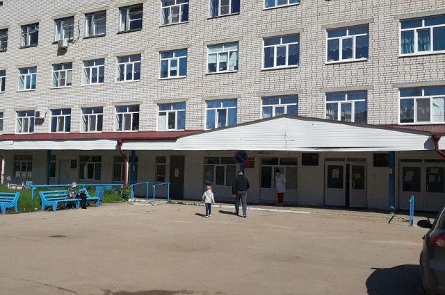 Медцентр для диагностики пациентов с коронавирусом открылся в Лыскове