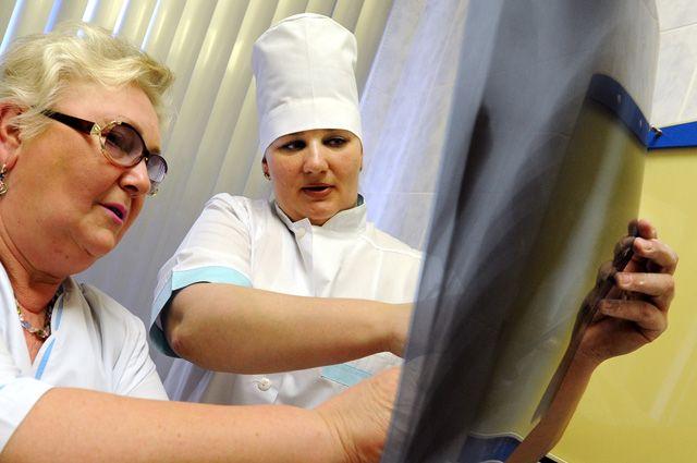 В Оренбуржье в мае выросло количество заболевших внебольничной пневмонией.