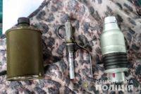В Херсонской области мужчина торговал гранатами