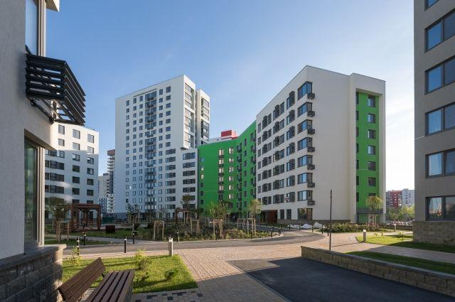 «Европейский квартал» в Тюмени включили в список лучшего российского жилья