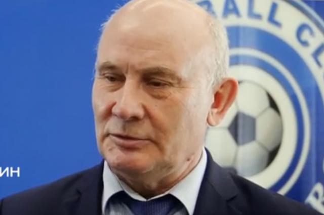 Новым президентом ФК «Оренбург» назначен Василий Еремякин.