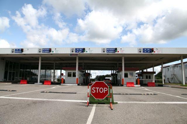 Пограничное управление информирует о порядке пересечения границы