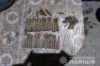 В Черновцах мужчина дома хранил патроны, пули и гранаты