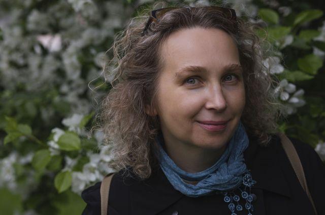 Пермский сценарист и журналист Елена Филимоновых.