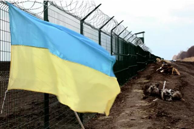 Возведение стены на границе с РФ завершат в 2025 году