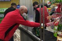 В Красноярском крае продолжает действовать масочный режим.