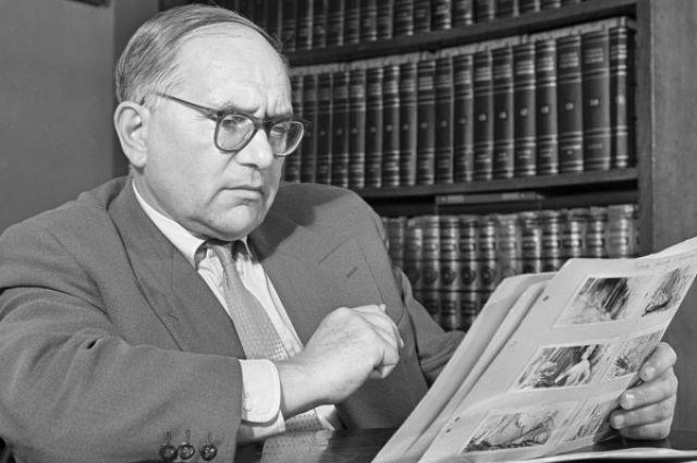 Александр Птушко, 1959 г.