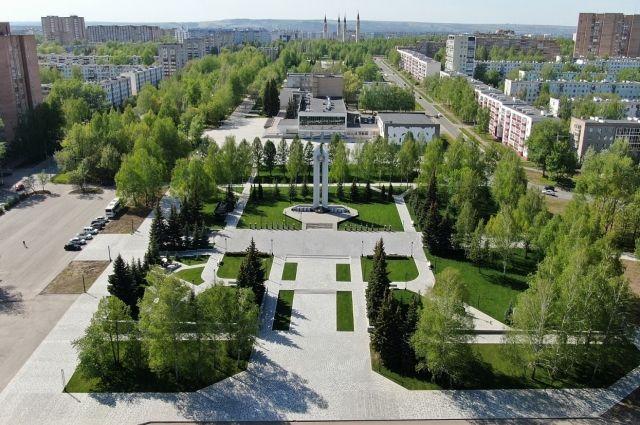 Фундамент первого многоквартирного дома в Нижнекамске заложили в 1964 году.