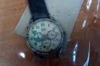У одного погибшего в кармане штанов были часы.