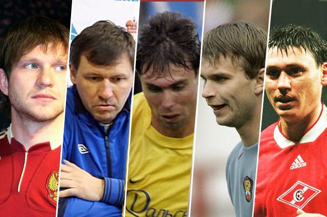 Иван Саенко, Геннадий Тумилович, Александр Тихоновецкий, Алексей Бугаев и Илья Цымбаларь.