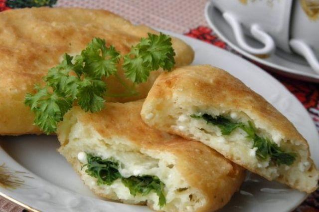 Сезонные начинки: рецепты вкуснейших пирожков с зеленью