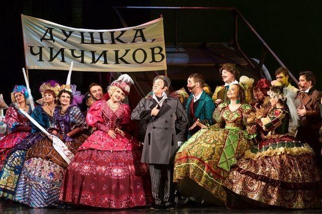 Театр из-за пандемии коронавируса остался без гастролей.