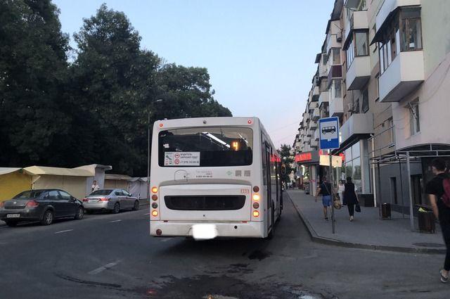 Общественный транспорт в Краснодаре стал работать без ограничений