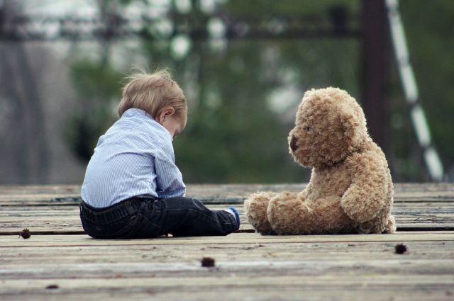 В Оренбурге шестилетний мальчик заблудился, убежав от взрослых с детской площадки