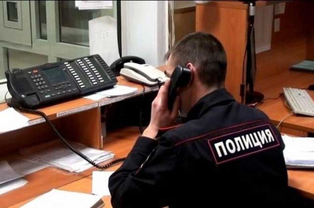 Для проверки информации начальник смены дежурной части направил по указанному адресу наряды ДПС и патрульной постовой службы.