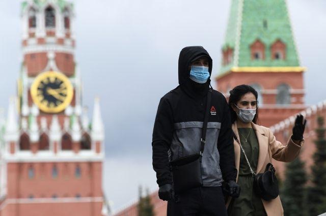 Данные москвичей в системе пропусков защищены законодательством РФ – власти