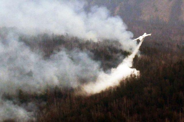 В этом году пожароопасный сезон в Новосибирской области начался на 5 дней раньше, чем в прошлом.