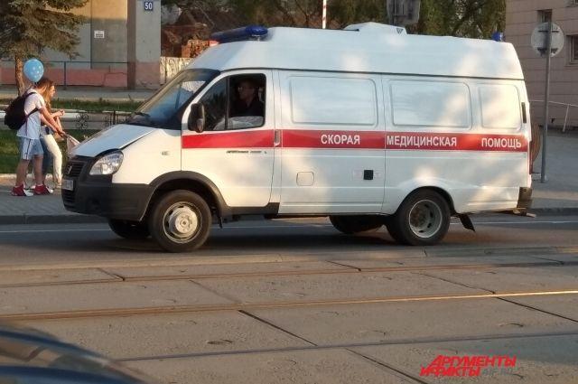 Пострадавшим оказали медицинскую помощь на месте аварии.