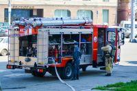 Сотрудники МЧС спасли пять человек.