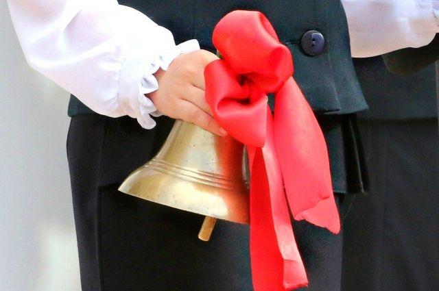В Калининграде «последний звонок» прозвучал для 8000 учеников