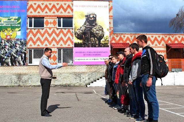 Первые новобранцы из Калининградской области прибыли на Балтийский флот