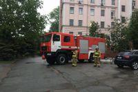 Причиной пожара в Александровской больнице мог быть поджог, - главврач
