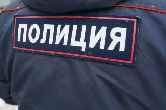 Сотрудники полиции следят за соблюдением режима самоизоляции.