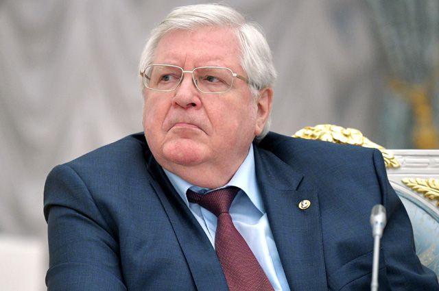 Михаил Горшков.