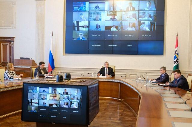 Губернатор Новосибирской области Андрей Травников заявил о необходимости усиления научно-исследовательской составляющей в деятельности Новосибирского государственного университета.