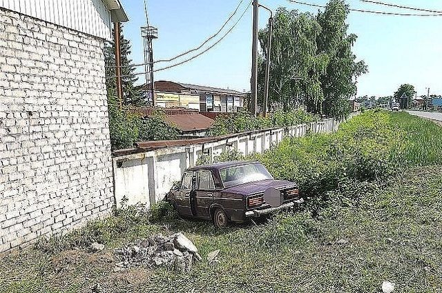 Два пенсионера пострадали в ДТП с забором в Башкирии