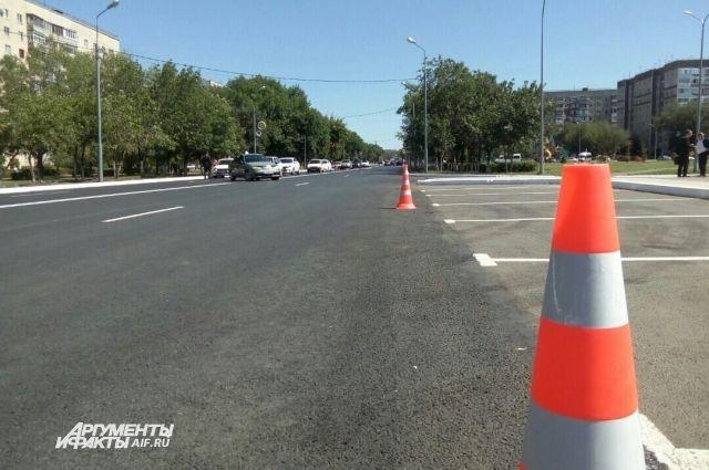 Орские чиновники собирались потратить деньги на несуществующую дорогу.