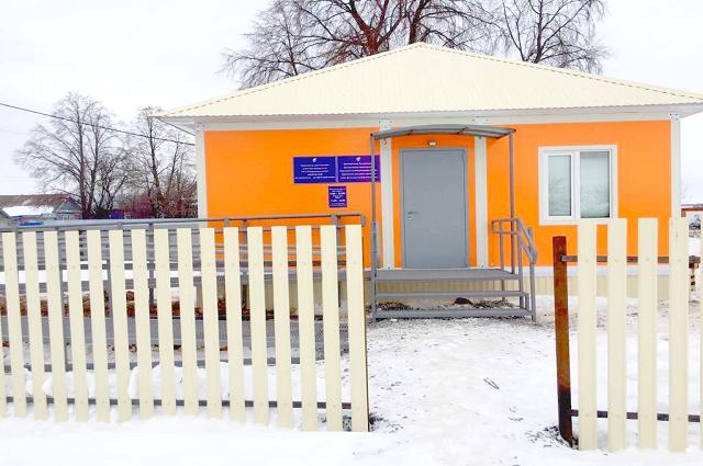 Сразу семь ФАПов откроются в одном из районов Башкирии