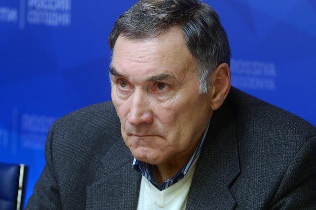 Виктор Горбачёв.