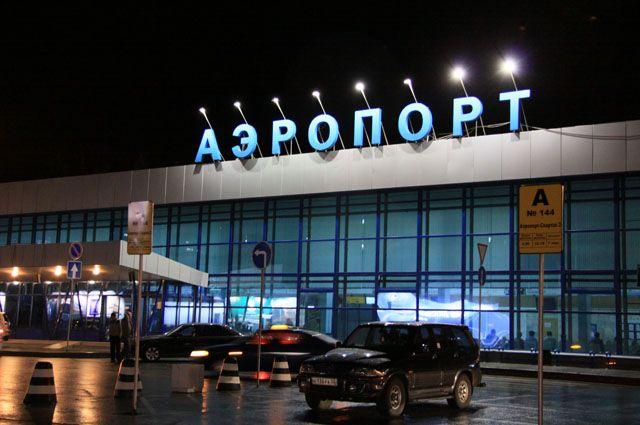 В апреле в Барнаул прилетели всего четыре тысячи пассажиров.