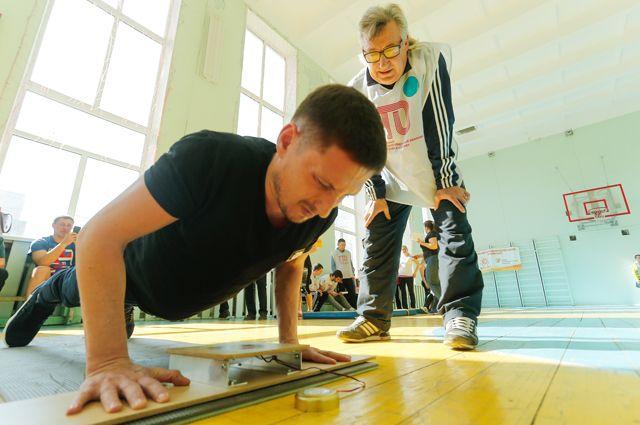 Юрий Потафеев спортом начал заниматься с детства.