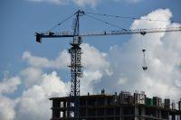 На строительных объектах Сургутского района продолжается работа