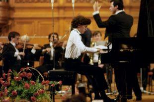 «Мелодия» представила не издававшуюся концертную запись Евгения Кисина
