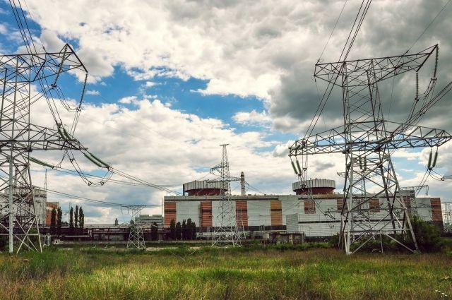 Производство электроэнергии на АЭС Украины упало до исторического минимума