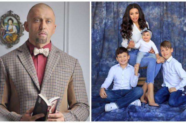 С кем останутся дети: подробности развода Сергея Пархоменко с экс-супругой