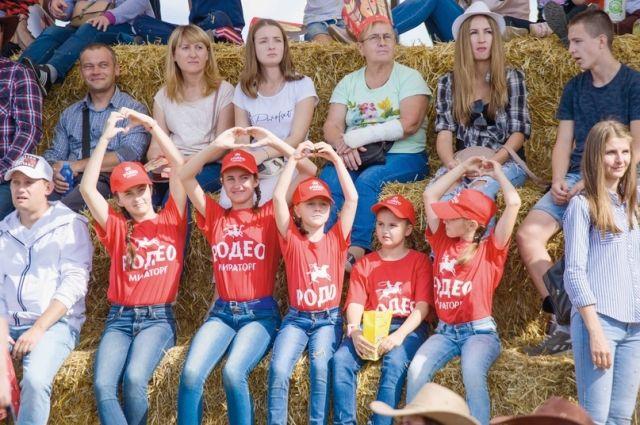 Настоящим семейным праздником для сотрудников компании и их близких стал ежегодный турнир «Русское Родео».