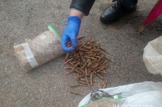 В Житомирской области задержали торговца боеприпасами